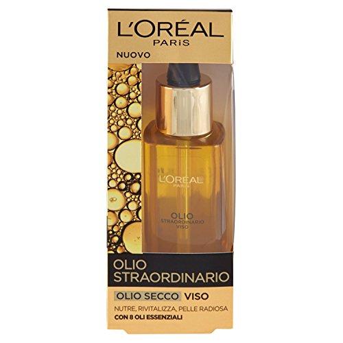 L'Oréal Paris Olio Straordinario Olio Viso Secco...