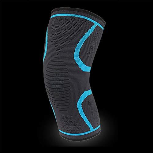 LOVEHOUGE Kniebandage für Kniebandage, Compression Patella Stabilizer, zur Rehabilitation von Sportverletzungen und zum Schutz vor Streuverletzungen (2-Pack),3,L