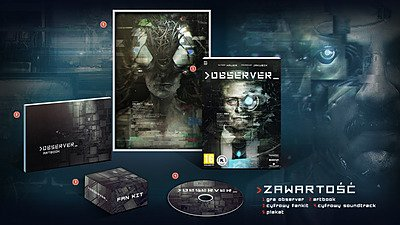 Observer Limited Edition (EU-Import) Windows PC-DVD