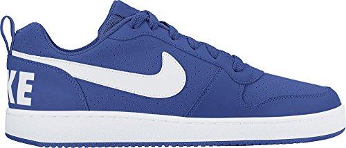 Nike Court Borough Low, Scarpe da Ginnastica Uomo Blu