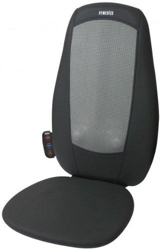 HOMEDICS-SBM-179H- Siège de massage shiatsu et par roulement pour le dos