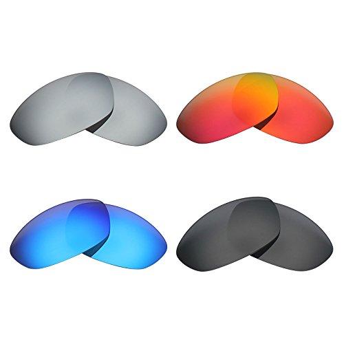 Gebraucht, MRY 4Paar Polarisierte Ersatz Gläser für Oakley Twenty gebraucht kaufen  Wird an jeden Ort in Deutschland