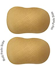 SODACODA® Pants Pads Replacement for Boyshort Padded Hip and Butt Enhancer!PADS ONLY!