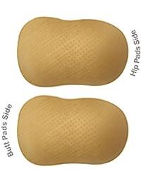 SODACODA ® Ersatz Einlagen für Po und Hüfthose - Push Up - Nur Pads