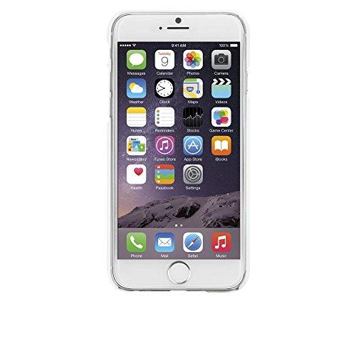 Case-Mate Barely There ultradünne Schutzhülle für 11,9 cm (4,7 Zoll) Apple iPhone 6 weiß Weiß