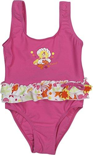 Playshoes Baby - Mädchen Schwimmbekleidung 460163 Badeanzug Meerjungfrau, UV-Schutz nach Standard 801 und Oeko-Tex Standard 100, Gr. 74/80, Mehrfarbig (original)
