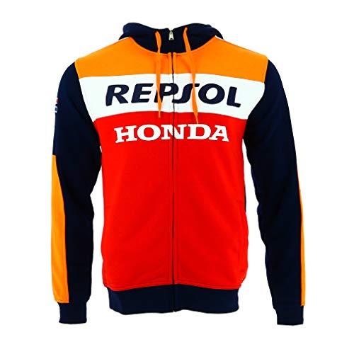 Logo 93 Marc Gp Ropa Marquez Team Moto Dual Honda Capucha SVqMLUpzG