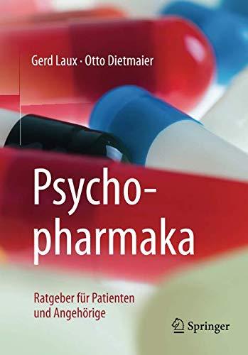 Psychopharmaka: Ratgeber für Patienten und Angehörige