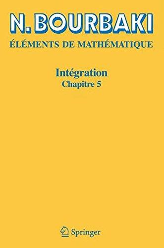 Intégration, chapitre 5