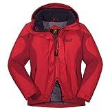 Jack Wolfskin EMERALD JACKET WOMEN Wanderjacke peak red , Größe:2XL