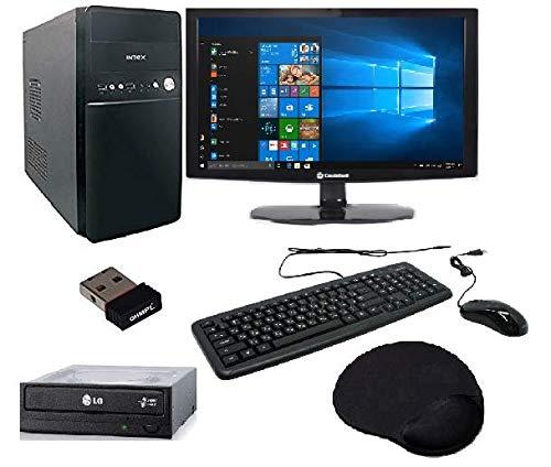 Wolux WPC-1564 Desktop PC (Intel Core 2 Duo / 4GB RAM / 500GB Hard Disk/DVD RW/CONSISTENT 15.6 Inch LED/WiFi)