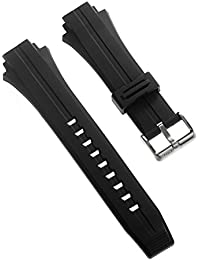 Calypso K5586 - Reloj de pulsera deportivo de PU, color negro