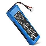CELLONIC Batterie Premium Compatible avec JBL Charge 2, Charge 2 Plus/Charge 2+, Charge 3 (2015) - P763098,GSP1029102R (6000mAh) Accu de Rechange Remplacement