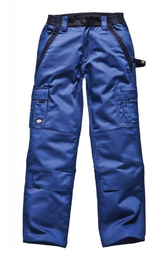 Dickies Bundhose IN30030, Blau (blue - Cornflower Blue/Navy), 56 (EU)