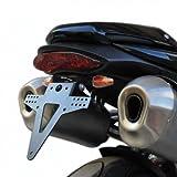 Zietech Support de Plaque d'immatriculation pour Triumph Speed Triple, bj. 11-