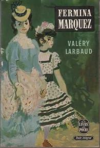 Valery Larbaud par Fermina Marquez