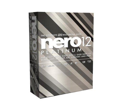 Nero 12 Platinum, Win, Box, ITA