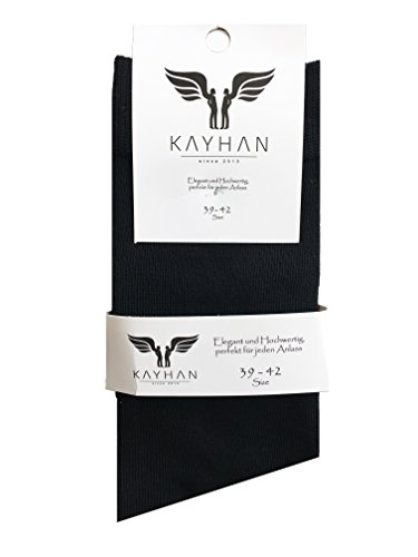 Kayhan 24 Paar Socken Black Uni size 43-46