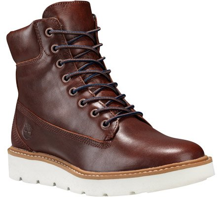Timberland KENNISTON 6 INCH LACE-UP-BOOT Damen Cognac