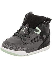 706b3594cdfe Jordan Nike Toddlers Spizike GT Black MNT Foam Dark Grey Basketball Shoe 7  Infants