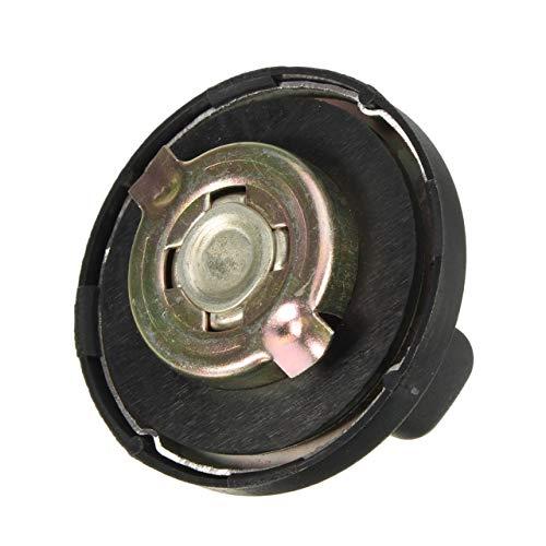 Preisvergleich Produktbild DEjasnyfall Benzin Tankdeckel für Mercedes ACES Klasse CLK SL SLK 1404700005 (schwarz)