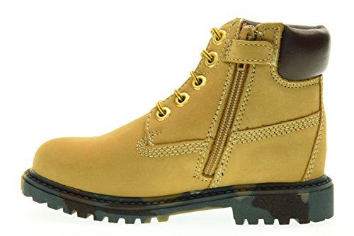 LUMBERJACK boot juniors SB00101-001 RIVER OCRE Ocre