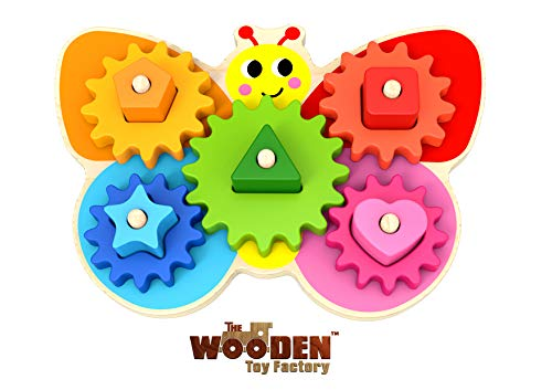 The Wooden Toy Factory - Butterf...