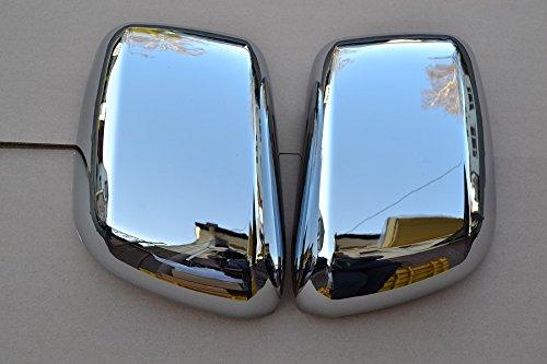 ABS Spiegel Außenspiegel spiegelkappe Seitenspiegel Spiegelabdeckung Spiegelkappen (Spiegelkappen Nissan)