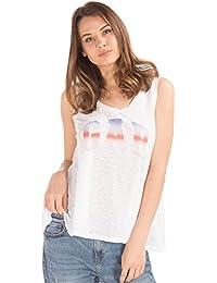 GAP Women's Short Sleeve Ombre T-Shirt