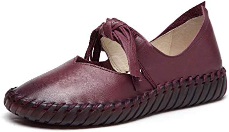 YAN YAN YAN Scarpe da Donna in Pelle Low-Top Scarpe Casual Mocassini & Slip-ons Nappa Madre Scarpe Comodo Soft Bottom... | Nuovo mercato  461267