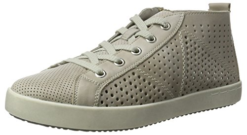 Remonte D5272, Sneakers Hautes Femme Gris (Ice/ice/81)