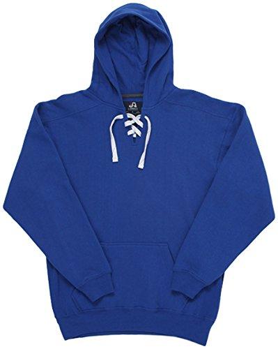 10 Oz Kapuzen-sweatshirt (J AMERICA INC Herren Kapuzenpullover Königsblau)