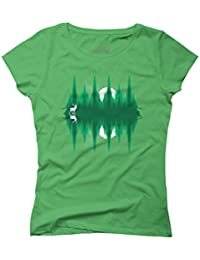 Equalizer Women's Graphic T-Shirt - Design By Humans