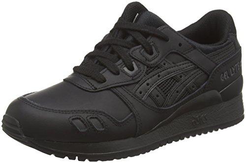 Asics Hl6a2, Chaussures Mixte Adulte Noir