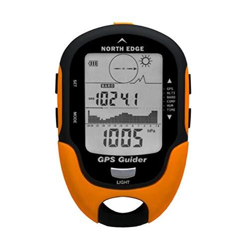 YuYaX Watch Outdoor-multifunktions-Handheld-GPS-höhenmessgerät Für Temperatur Und Luftfeuchtigkeit