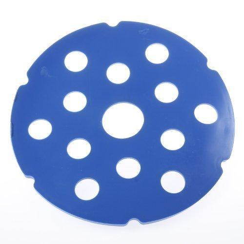 Wannen Dreh Trockner Matte Für Creda Doppel Wanne Waschmaschinen (Blau, 23cm) ()