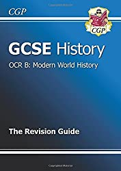 GCSE History OCR B Modern World History Revision Guide by CGP Books (2010-01-04)