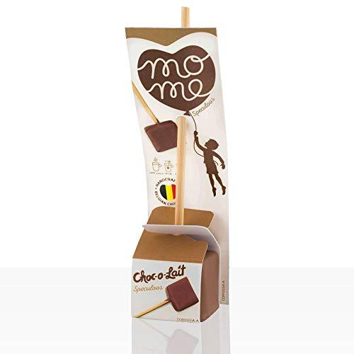 Choc-o-lait Trinkschokolade am Stiel Spekulatius im Displaykarton 24 Stk