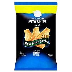 New York Style Sea Salt Pita Chips 255g