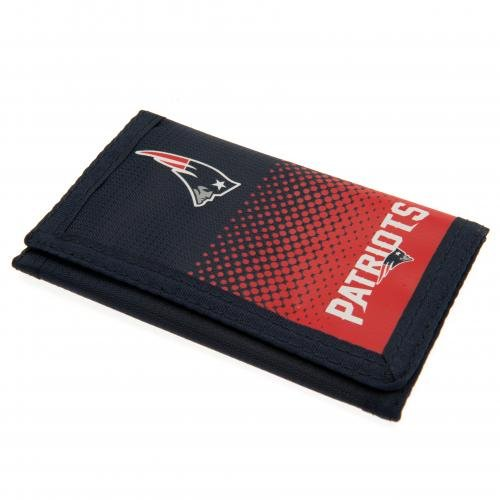 new-england-patriots-couleurs-portefeuille