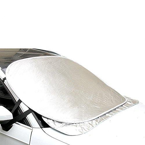 Preisvergleich Produktbild Frontscheiben Abdeckung für Van Auto von Shades Sonnenschutz und Winterabdeckung für die Windschutzscheibe gegen Schnee, Eis, Frost