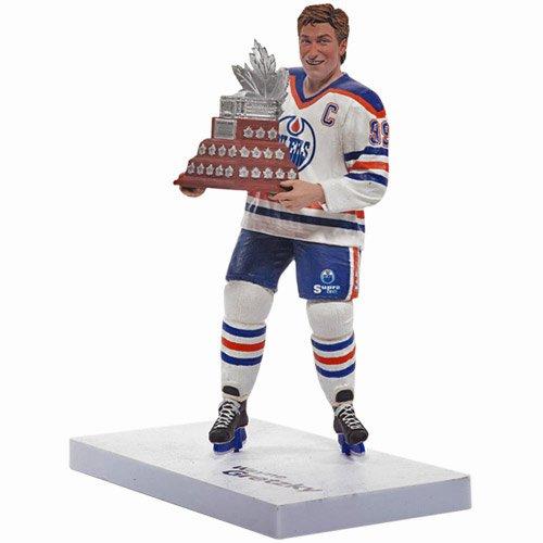 McFARLANE SPORTSPICKS NHL SERIES 31 WAYNE GRETZKY EDMONTON OILERS FIGURE