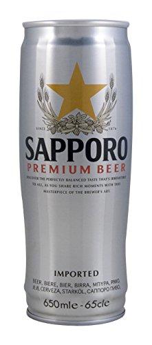 Sapporo Birra - 650 ml