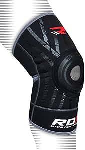 RDX Neoprene Knee Brace Support Guard Elasticated Sleeve Pain Protector