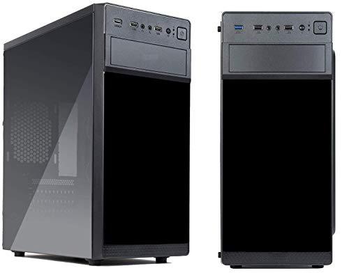 New Maxi Promo Pc Desktop Intel I5 7400 Ram 16GB Ddr4 Ssd 480Gb Hd 1Tb Sata III Dvd Usb 3.0 Wifi Video Intel Hd 630 4K Vga DviD Hdmi Windows 10 Pro