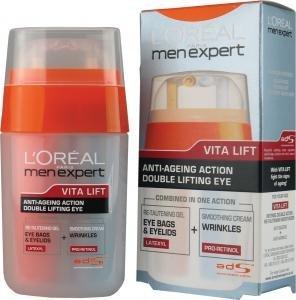 LOREAL MEN EXPERT VITA LIFT DOUBLE ACTION Eye Cream (7.5ml X 2(15ml))