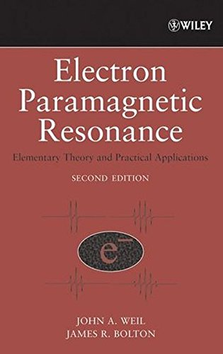 Electron Paramagnetic Resonance 2e: Elementary Theory and Practical Applications
