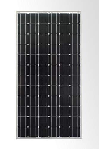 El panel solar RT-200M está compuesto por 72 células fotovoltaicas mono-cristalinas de tamaño 125 x 125 mm, conectadas en serie y encapsuladas en una película protectora de EVA (acetato de vinilo) con un revestimiento de TPT (Tedlar-PET-Tedlar) en la...