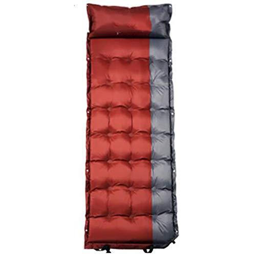 CSYY-YJ Aufblasbares Bett im Freien, Zelt-Matten-Picknick-Matte, automatisches Luftkissen, aufblasbares Sofa des Spleißens des Strandes -