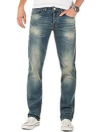 Yazubi Herren Jeans Martin straight fit (Regular gerade geschnitten)